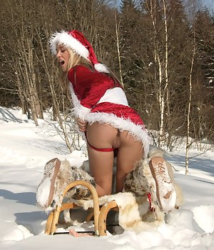 Big Ass Christmas Porn Pictures